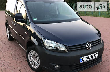 Volkswagen Caddy пасс. 2011 в Дрогобыче