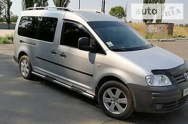 Volkswagen Caddy пасс. 2008 в Авдеевке