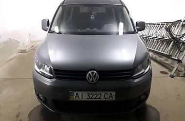 Volkswagen Caddy пасс. 2012 в Ирпене