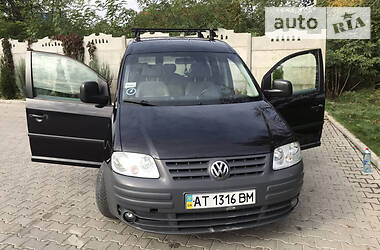 Volkswagen Caddy пасс. 2006 в Кицмани