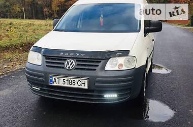 Volkswagen Caddy пасс. 2006 в Ивано-Франковске