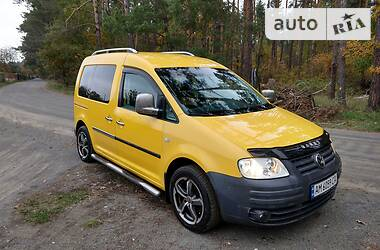 Volkswagen Caddy пасс. 2006 в Малине