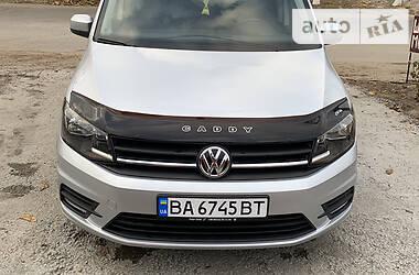 Volkswagen Caddy пасс. 2019 в Бобринце