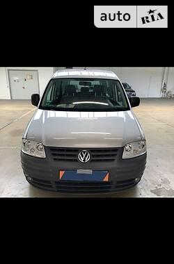 Volkswagen Caddy пасс. 2009 в Ивано-Франковске