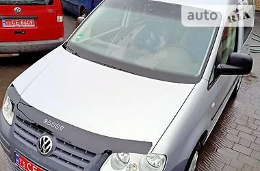 Volkswagen Caddy пасс. 2005 в Луцке