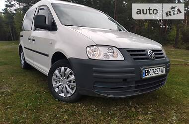 Volkswagen Caddy пасс. 2005 в Сарнах