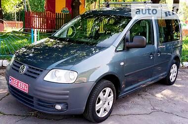 Минивэн Volkswagen Caddy пасс. 2005 в Ровно