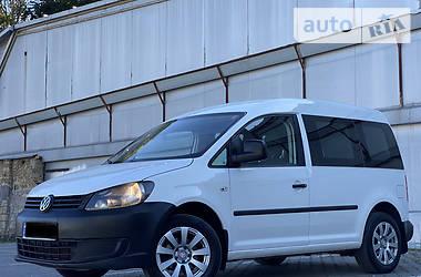 Минивэн Volkswagen Caddy пасс. 2014 в Одессе