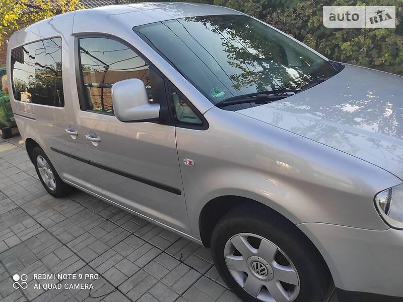 Volkswagen Caddy пасс. Life Eco Fuel