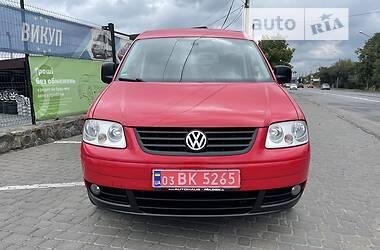 Мінівен Volkswagen Caddy пасс. 2008 в Хмельницькому