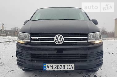 Volkswagen Caravelle  4 WD. Webasto