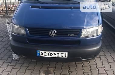 Volkswagen Caravelle 1996 в Луцке
