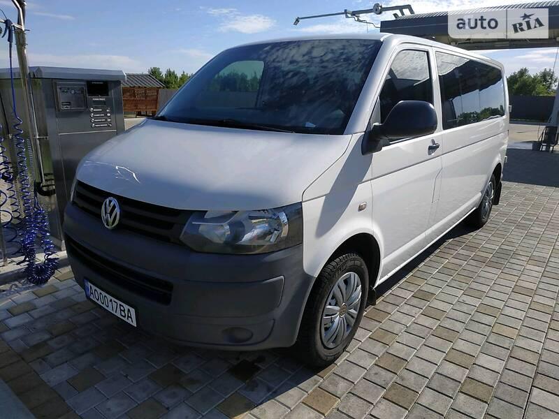 Volkswagen Caravelle 103kw 140hp