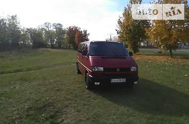 Volkswagen Caravelle 1992 в Смеле