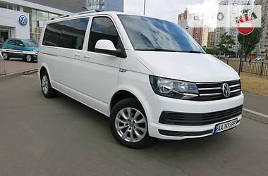 Минивэн Volkswagen Caravelle 2016 в Киеве