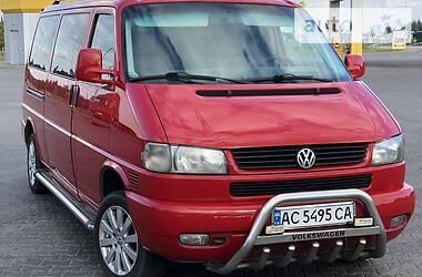 Мінівен Volkswagen Caravelle 1998 в Любомлі