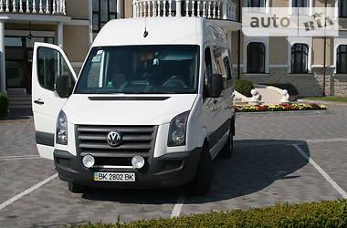 Легковой фургон (до 1,5 т) Volkswagen Crafter груз.-пасс. 2007 в Сарнах