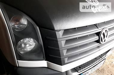 Volkswagen Crafter груз. MAXI