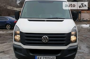 Volkswagen Crafter груз. 2015 в Харькове