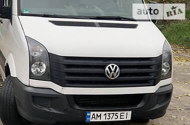 Volkswagen Crafter груз. 2013 в Новограде-Волынском
