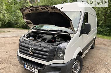 Легковой фургон (до 1,5 т) Volkswagen Crafter груз. 2011 в Киеве