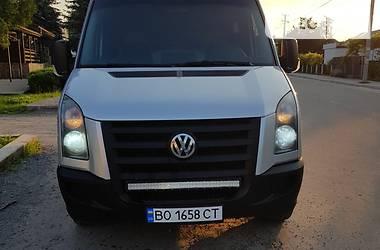 Микроавтобус грузовой (до 3,5т) Volkswagen Crafter груз. 2006 в Шумске