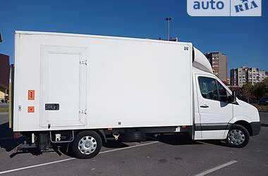 Микроавтобус грузовой (до 3,5т) Volkswagen Crafter груз. 2016 в Ивано-Франковске