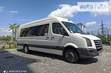 Туристический / Междугородний автобус Volkswagen Crafter пасс. 2010 в Ивано-Франковске