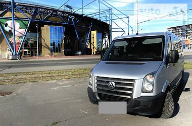 Другой Volkswagen Crafter пасс. 2008 в Харькове