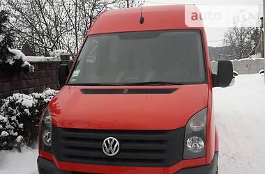 Volkswagen Crafter пасс. 2013 в Ровно
