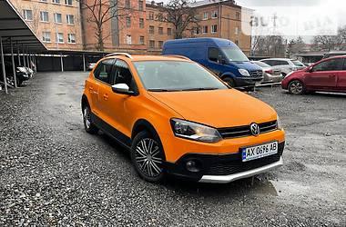 Хэтчбек Volkswagen Cross Polo 2012 в Харькове
