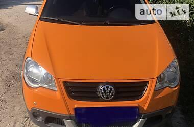 Хэтчбек Volkswagen Cross Polo 2008 в Ирпене