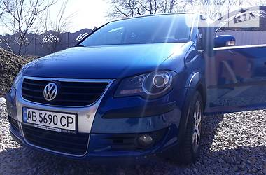 Volkswagen Cross Touran 2008