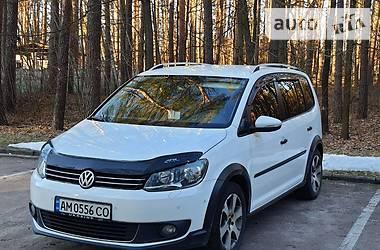 Volkswagen Cross Touran 2012 в Житомире