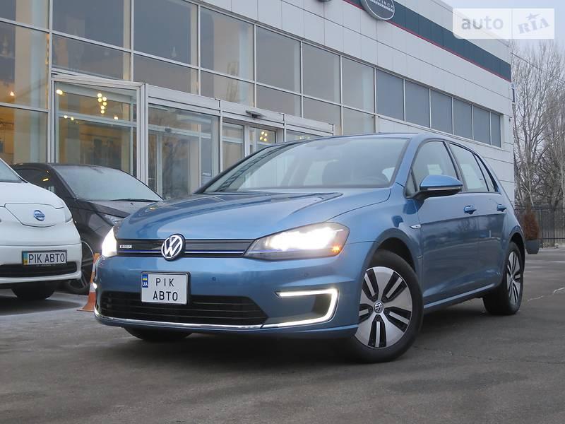 Volkswagen e-Golf Premium 2015