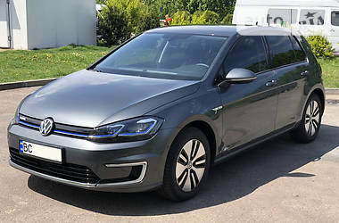 Volkswagen e-Golf 2018 в Львові