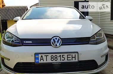 Volkswagen e-Golf 2015 в Снятині