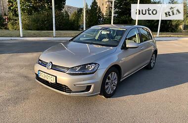 Volkswagen e-Golf 2015 в Львове