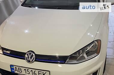 Volkswagen e-Golf 2016 в Киеве