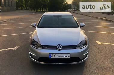 Хетчбек Volkswagen e-Golf 2016 в Харкові