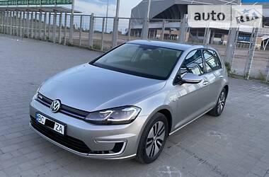 Хетчбек Volkswagen e-Golf 2018 в Львові