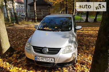 Volkswagen Fox 2005 в Львове