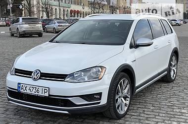 Универсал Volkswagen Golf Alltrack 2017 в Харькове