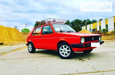 Хэтчбек Volkswagen Golf I 1982 в Славутиче