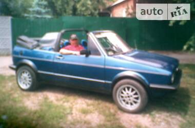 Volkswagen Golf I 1987 в Харькове
