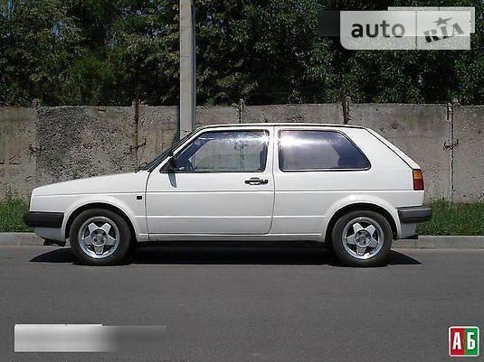 Volkswagen Golf II 1991 в Одесі