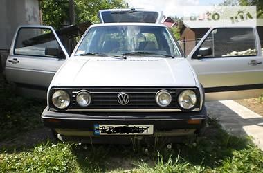 Volkswagen Golf II 1984 в Яремче
