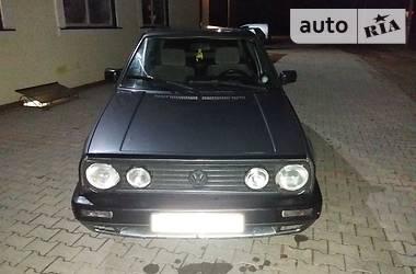 Volkswagen Golf II 1989 в Черновцах