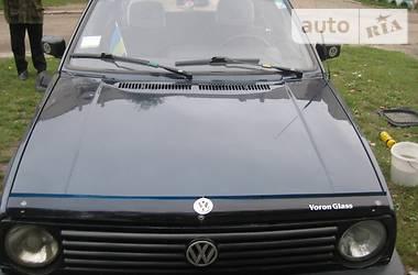Volkswagen Golf II 1992 в Луцке