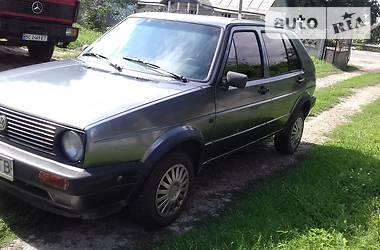 Volkswagen Golf II 1987 в Жовкве